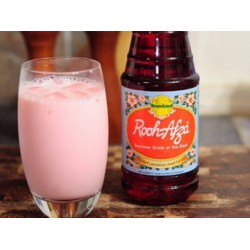 MILK WITH ROOH AFZA